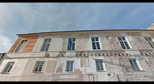 Palazzo del Tribunale, Finalborgo