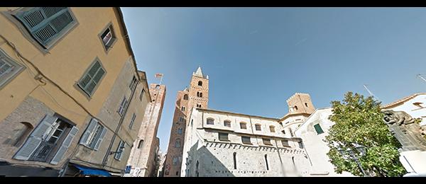 Le torri di Albenga