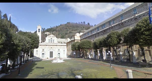 Santuario, Savona