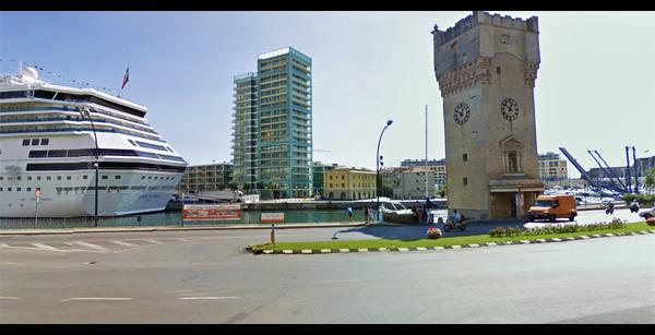 Vecchia Darsena, Savona