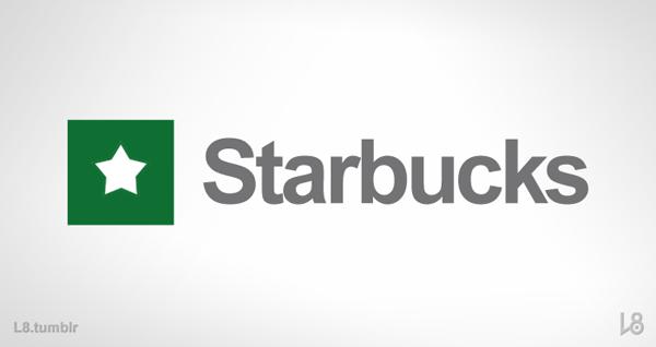 Il logo di Starbucks
