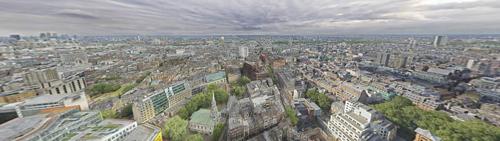 Londra a 80 gigapixel