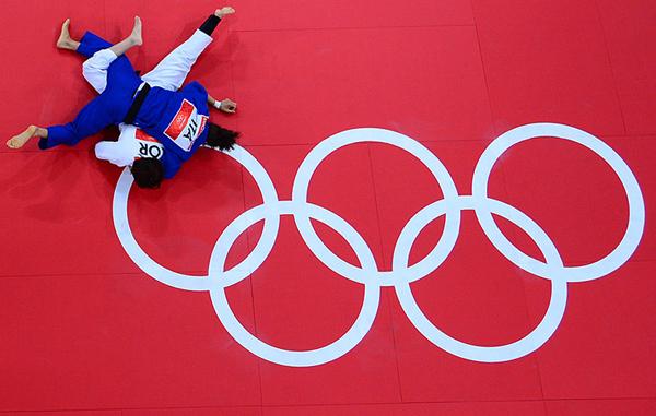 Erica Barbieri ai Giochi Olimpici di Londra 2012