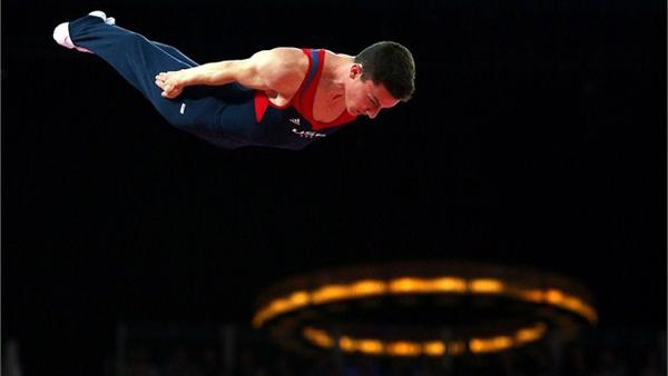 Steven Gluckstein ai Giochi Olimpici di Londra 2012