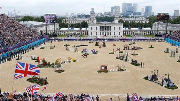 Equitazione ai Giochi Olimpici di Londra 2012