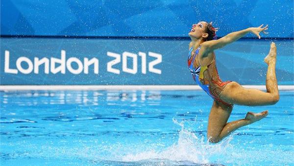 Il nuoto sincronizzato a Londra 2012