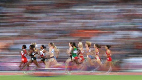 I 1500m a Londra 2012
