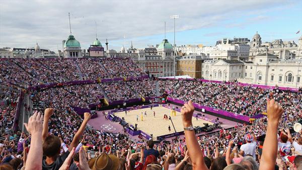 Beach Volley ai Giochi Olimpici di Londra 2012