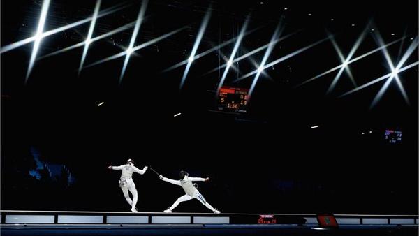 Il fioretto italiano ai Giochi Olimpici di Londra 2012