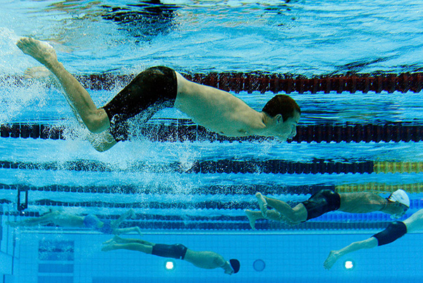 Viktor Kemeny ai Giochi Paralimpici di Londra 2012