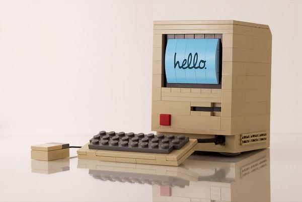 Un Mac di Lego