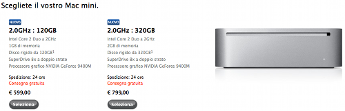 Mac mini di Apple