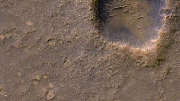 Mars Exploration Rover Spirit su Marte