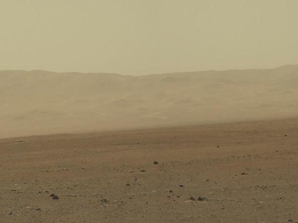 Il cratere di Gale su Marte