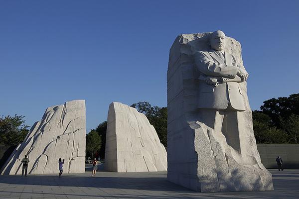 Il memoriale di Martin Luther King