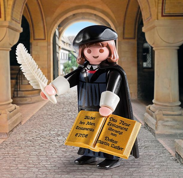 Martin Luther Playmobil