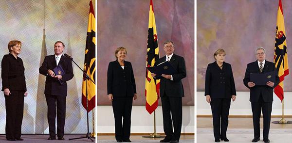 I tre mandati di Angela Merkel