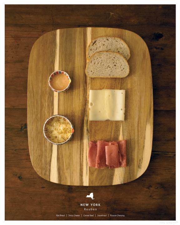 Il sandwich di New York