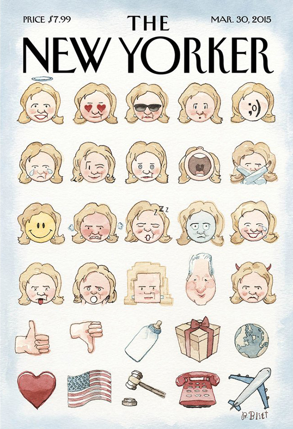 Copertina di The New Yorker