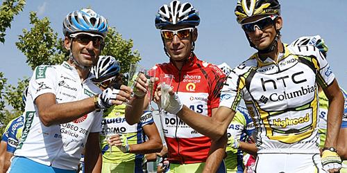 Nibali conquista la Vuelta a España