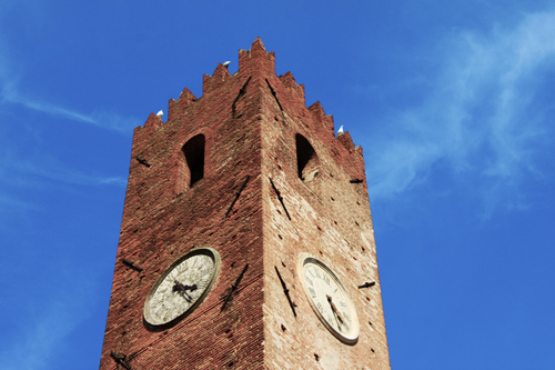 Torre del Comune. Noli