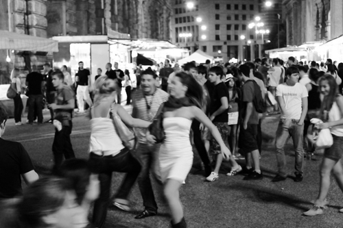 Genova notte bianca 2009 - MTV Day 2009