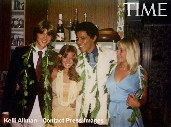Il ballo di fine anno di Obama