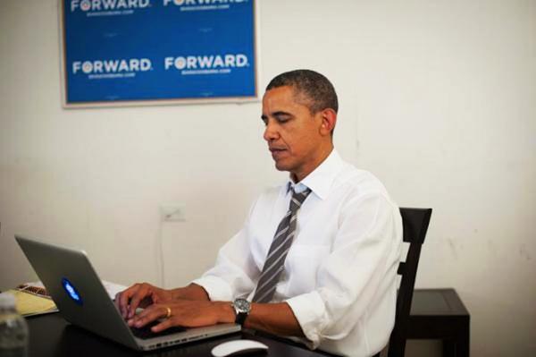 Il preidente Obama chatta su Reddit