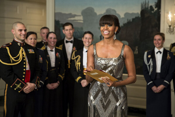 Michelle Obama agli Oscar