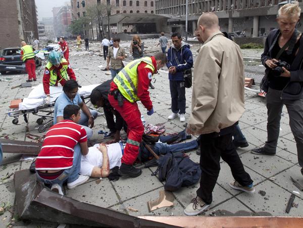 L'attentato di Oslo