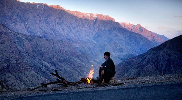 La regione curda dell'Iran
