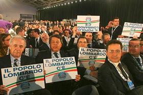 Delegati al congresso della PDL