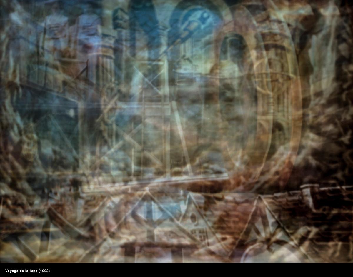 Photographs of Films di Jason Shulman