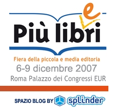 Logo di PiùBlog 2007