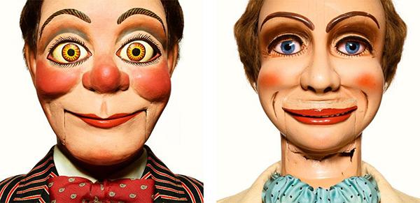 Pupazzi per ventriloqui