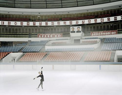 Palazzo del ghiaccio di Pyongyang