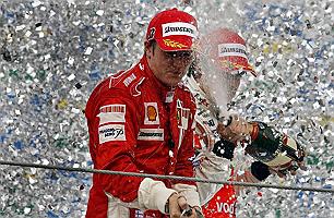 Raikkonen campione del mondo