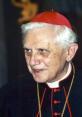 Joseph Ratzinger, Benedetto XVI