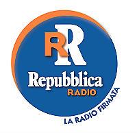 Il logo di Repubblica Radio