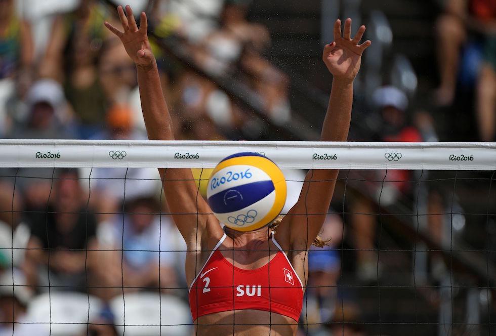 Il beach volley ai Giochi Olimpici di Rio 2016