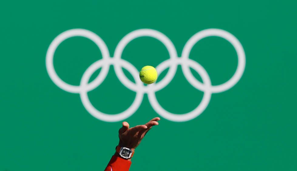 Nadal ai Giochi Olimpici di Rio 2016