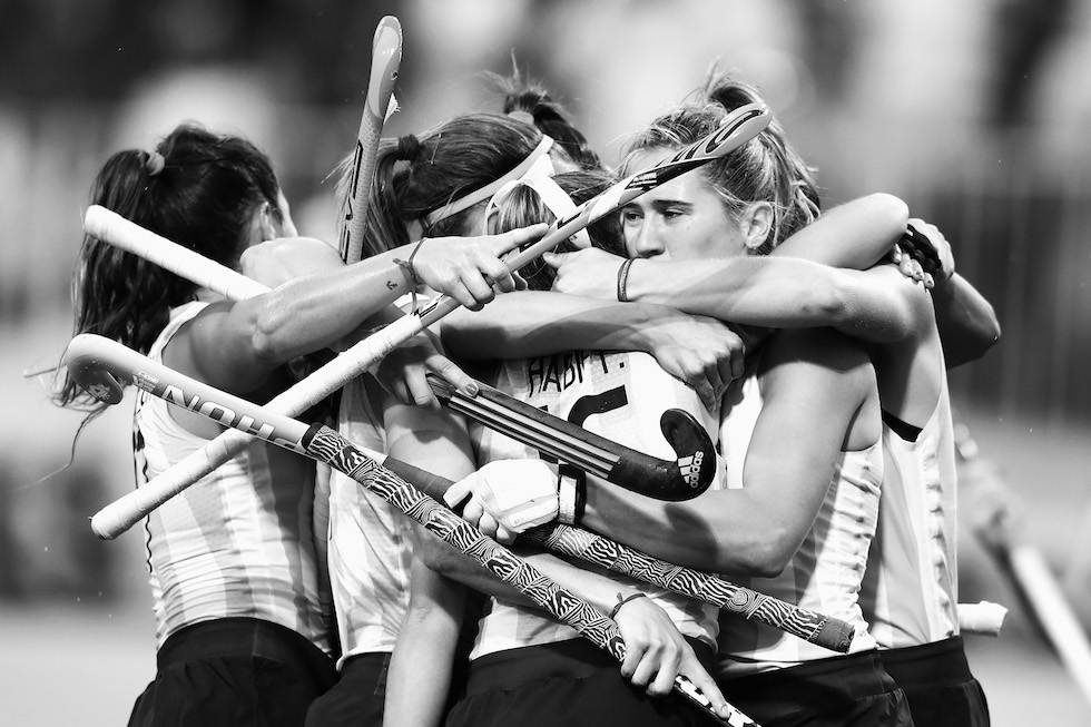L'Argenitna dell'hockey su prato ai Giochi Olimpici di Rio 2016