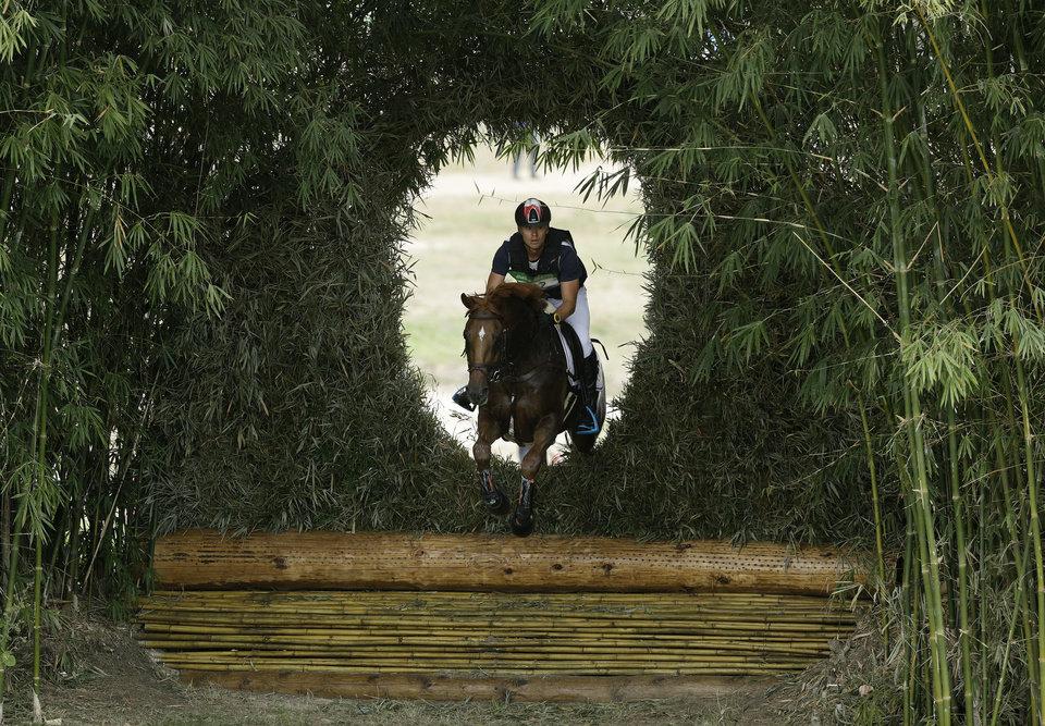 L'equitazione ai Giochi Olimpici di Rio 2016