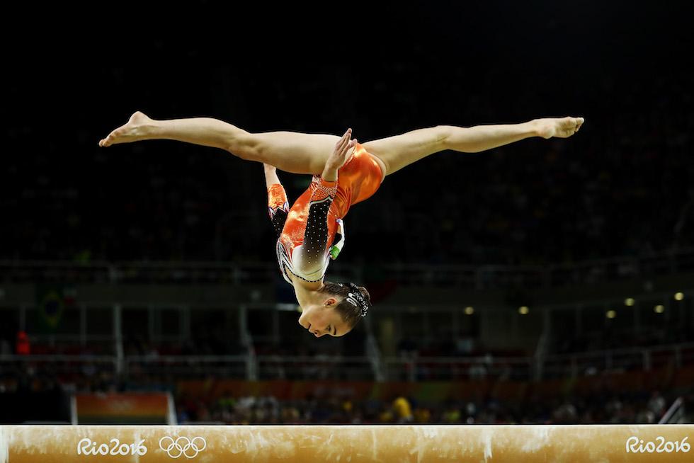 Eythora Thorsdottir ai Giochi Olimpici di Rio 2016
