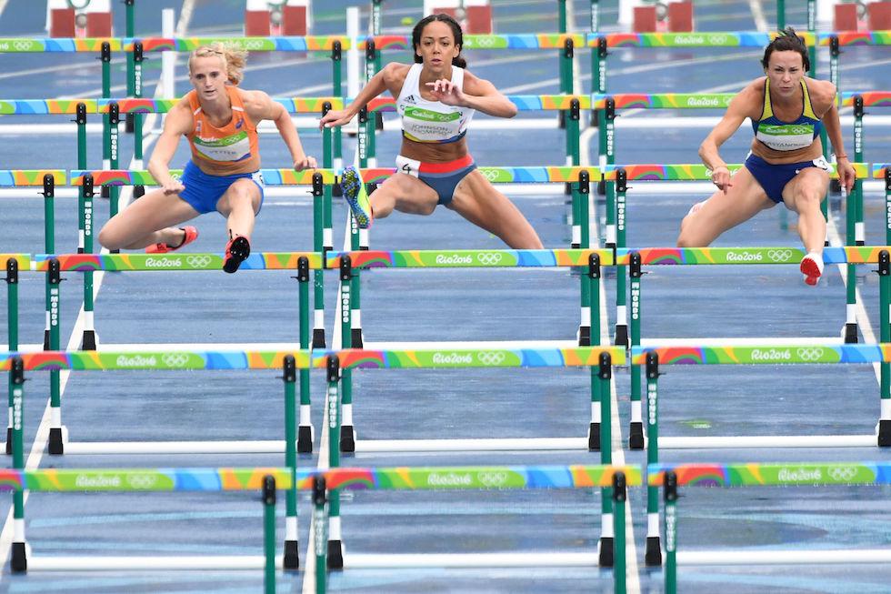 L'heptathlon a Rio 2016