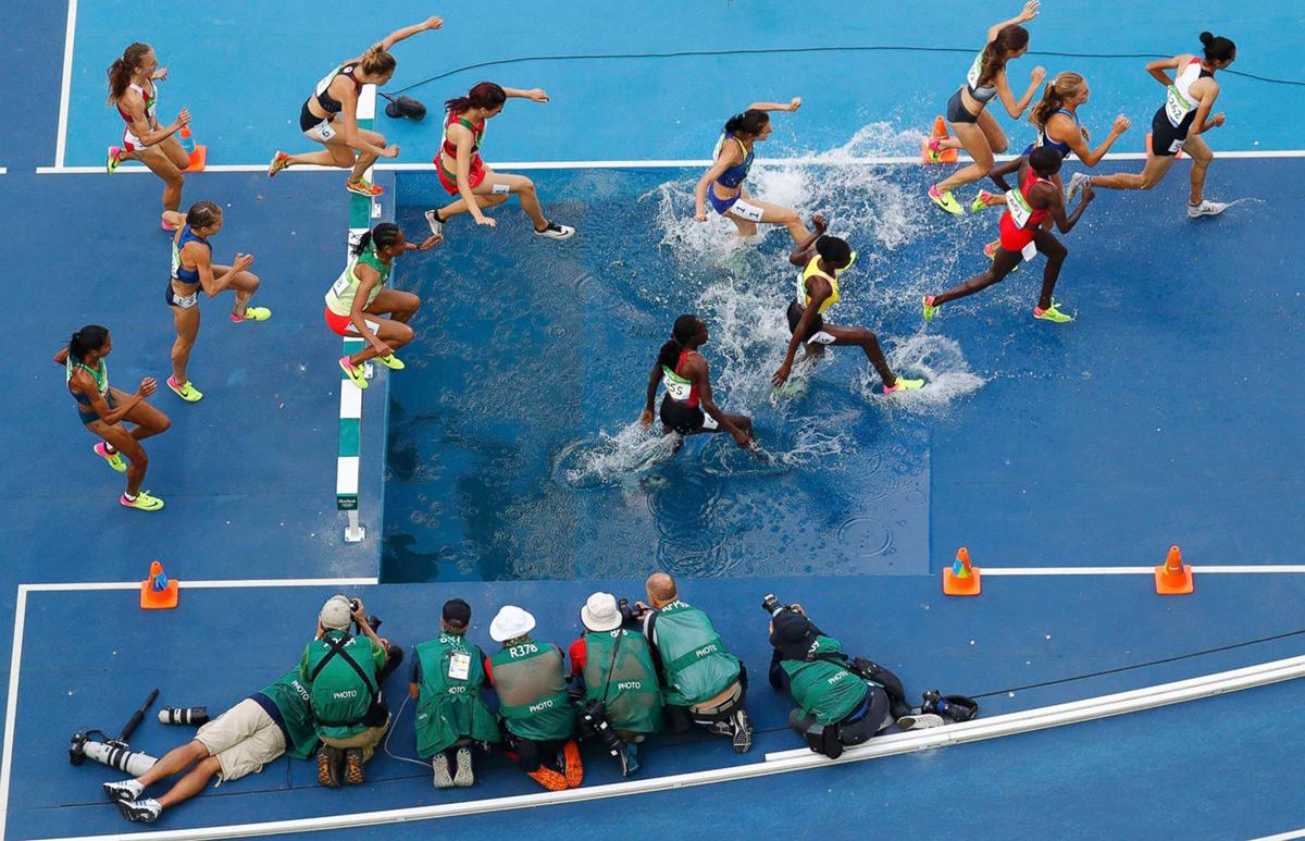 I 3000 siepi femminili a Rio 2016