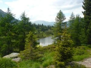 I laghi del Passo Rolle