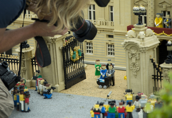 Royal Baby a Legoland