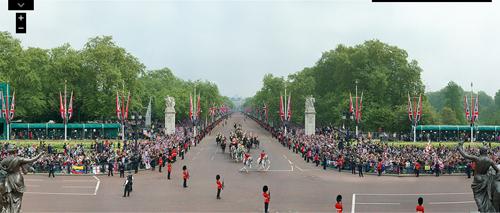 Le nozze reali britanniche da 1,15 gigapixel