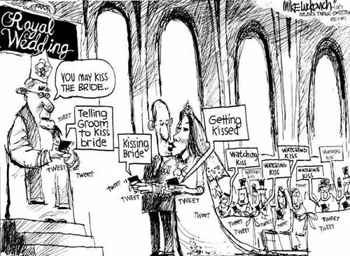 La vignetta di Mike Luckovich